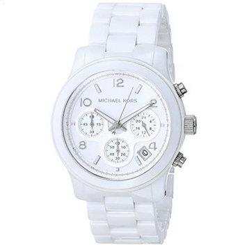 Women's Chronograph Runway Watch White MK5161