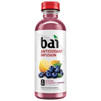 B.a.i. Bai Antioxidant Infused Beverage, Burundi Blueberry Lemonade, 18 Fl Oz (Pack of 12)