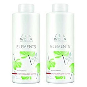 WELLA Elements Shampoo and Conditioner 33.8 Oz Duo Kit