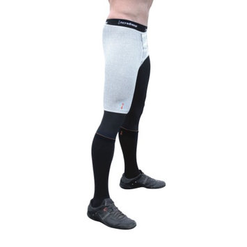 Unisex-Adult Incrediwear(R) Hip Support Brace - Heat Conducting Fibers - Medium - Left