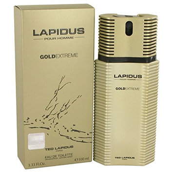 Ted Lapidüs Lapidüs Göld Extreme 3.4 öz Eaü De Töilette Spray För Men