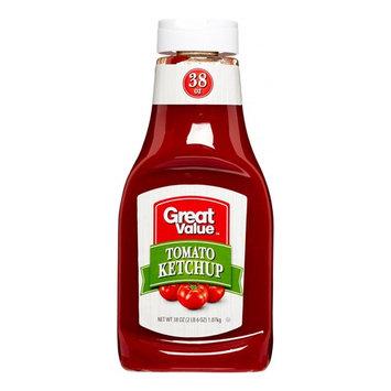 Great Value Tomato Ketchup, 38 oz