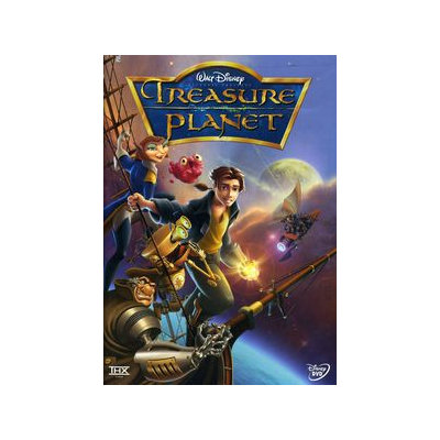 Disney Treasure Planet (Widescreen) (DVD)