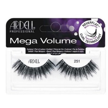 3D Mega Volume Lashes #251 by Ardell