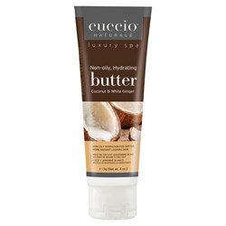 Cuccio Coconut & White Ginger Butter Blend