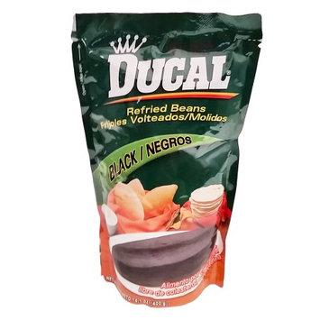 Ducal Black Beans Bag 14.1 oz (Pack of 1)