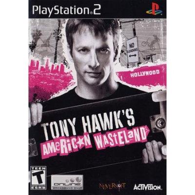 Activision, Inc. Tony Hawk American Wasteland (Online)