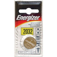 3V Lithium Button Cell Battery Retail Pack - Single