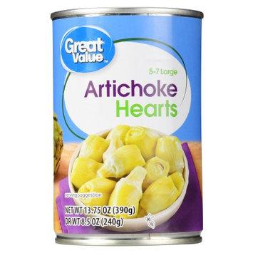 Great Value Artichoke Hearts