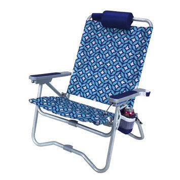 Gci Outdoor GCI Waterside Bi-Fold Beach Chair, Laguna