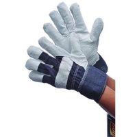 DDI 635308 Full Feature Gloves with Denim Cuff Case Of 120
