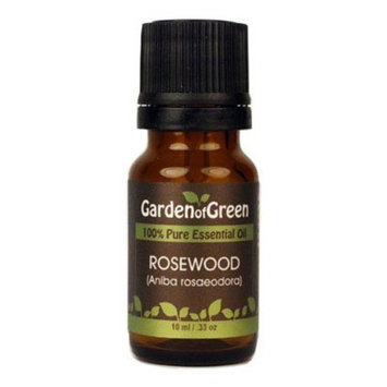 Rosewood Essential Oil (100% Pure and Natural, Therapeutic Grade) from Garden of Green