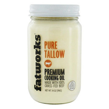 Pure Tallow Premium Cooking Oil - 14 oz.
