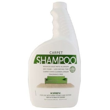 Kirby 32 oz. Unscented Carpet Shampoo