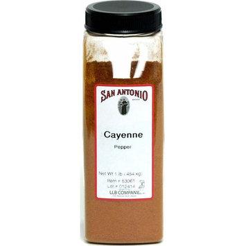 1-Pound Premium Ground Cayenne Pepper Powder 40000 Heat Units