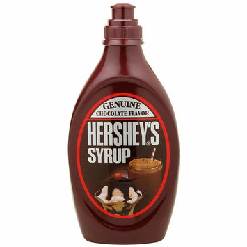 Hershey's Chocolate Syrup 24 oz (Pack of 2)