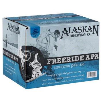 Alaskan Brewing Alaskan Freeride American Pale Ale 12/12B