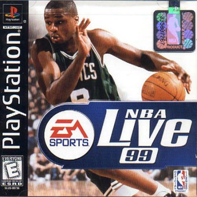 Electronic Arts NBA LIVE 99 -PLAYSTATION