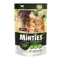 VetIQ Minties Chicken Flavor Dental Cat Treats - 2.5oz