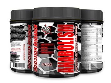Musclegen Research Anabolism Packs, 24 Ct