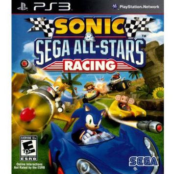 Griptonite Games Sonic All Star Racing (PS3) - Pre-Owned