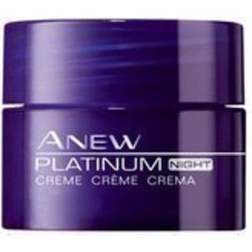 Avon Anew Platinum Night Cream .25 Oz