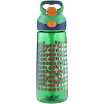 Contigo 20 oz. Kid's Striker Autospout Water Bottle - India Green