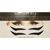 MAKEUP EYELINER STICKER (Big Cat eyes)