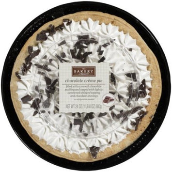 The Bakery at Walmart Chocolate Creme Pie, 24 oz