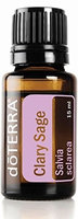 doTERRA Clary Sage Essential Oil 15 ml