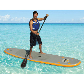 Solstice Bali 10' Inflatable Stand-Up Paddleboard with Paddle