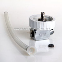 Inline Injection Sprayer Siphon Block for Carpet Cleaning Extractors