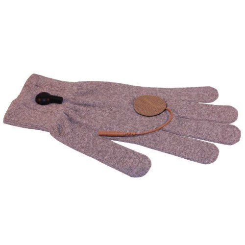 Roscoe Medical Garmetrode Conductive Glove Universal One Size Fits All