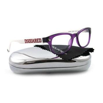 Dsquared2 Eyeglasses DQ 5006 PURPLE 081 DQ5006