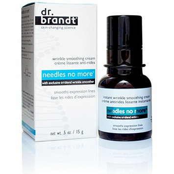 Dr. Brandt Needles No More Wrinkle Smoothing Cream 0.5 oz