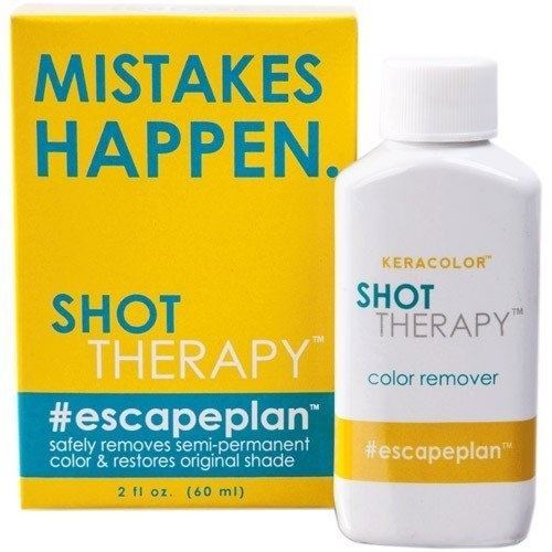 Keracolor Shot Therapy Escape Plan Conditioner, 2 Fluid Ounce