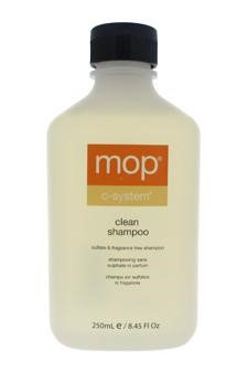 C-System Clean Shampoo by MOP for Unisex - 8.45 oz Shampoo