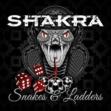 Afm Records [Shakra] Snakes & Ladders Brand New DVD