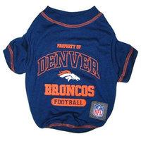 Denver Broncos Dog T-Shirt