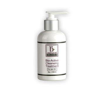 Be Natural Organics Bio-active Facial Cleanser 6 Oz (180 ml)