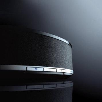 Q Experience QAA14AV029 Oval 2.0 Bluetooth Speaker - Black