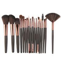 Paymenow New 18 Pieces Makeup Brush Set Tools Foundation Face Powder Blush Eyeshadow Brushes