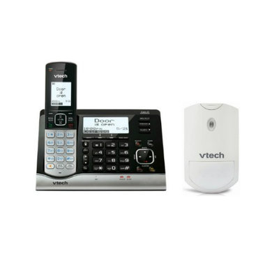 VTech VC7151 + (1) VC7003 Wireless Monitoring System With Motion Sensor