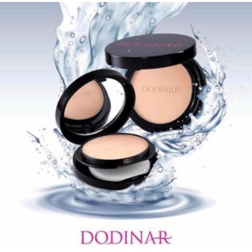 DODINAR Two-Way Foundation Powder Oil Control SPF25PA++ Smooth & Flawless Skin #D1 LITTLE BEE