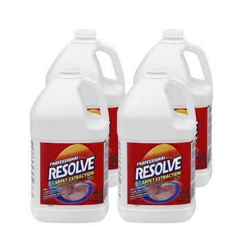 Resolve 97161 Professional Resolve Carpet Extraction/Traffic Lane Cleaner/Pretreatment Conc Use dilution