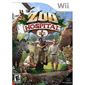 Majesco Sales, Inc. Majesco Zoo Hospital - Simulation Game - Wii