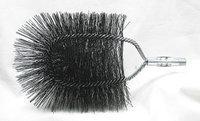 TOUGH GUY 3ECZ4 Boiler Brush, Dia 3 1/2 x 6,Length 11 1/2