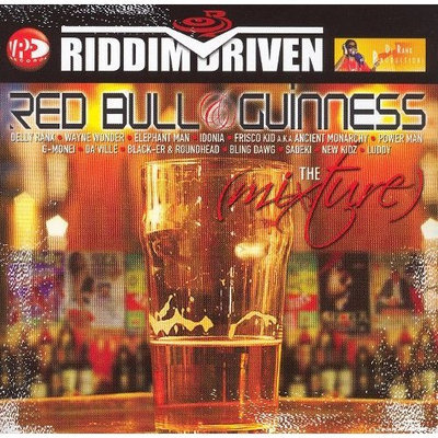 VP/Universal Redbull and Guinness: The Mixture [CD]