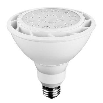 Euri Lighting Lightbulbs 100W Equivalent Warm White PAR38 Dimmable LED Flood Light Bulb EP38-1000ew