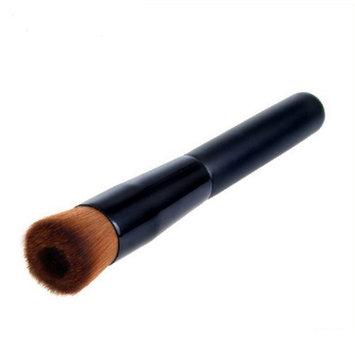 Pro Angled Flat Top Buffer Brush Liquid Soft Blush Contour Face Powder Brush Makeup Cosmetic Foundation Brush